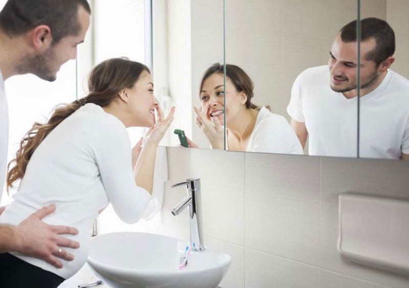 مراقبت پوست در دوران بارداری